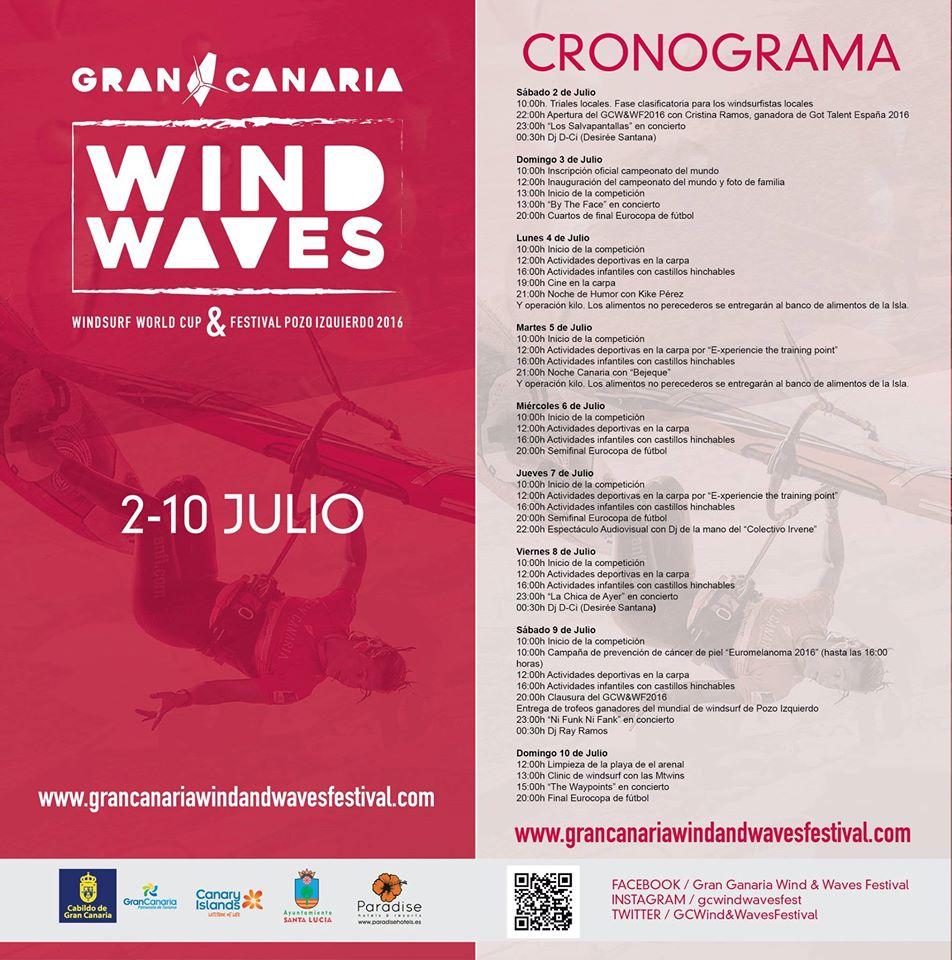 Gran Canaria Wind Waves Festival